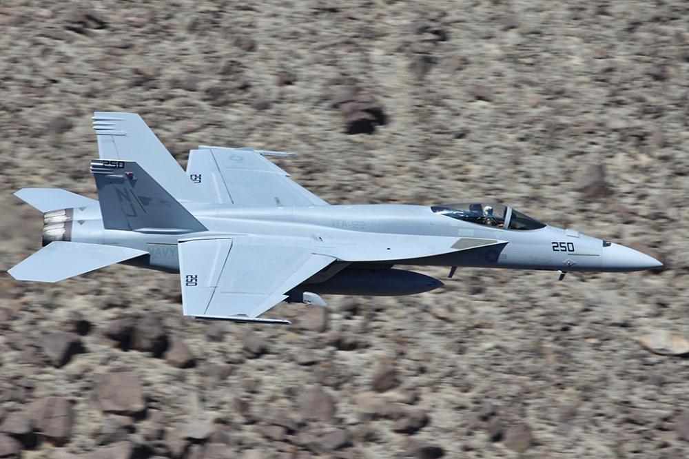 F/A-18E Super Hornet VFA-122 Flying Eagles 'NJ-250'