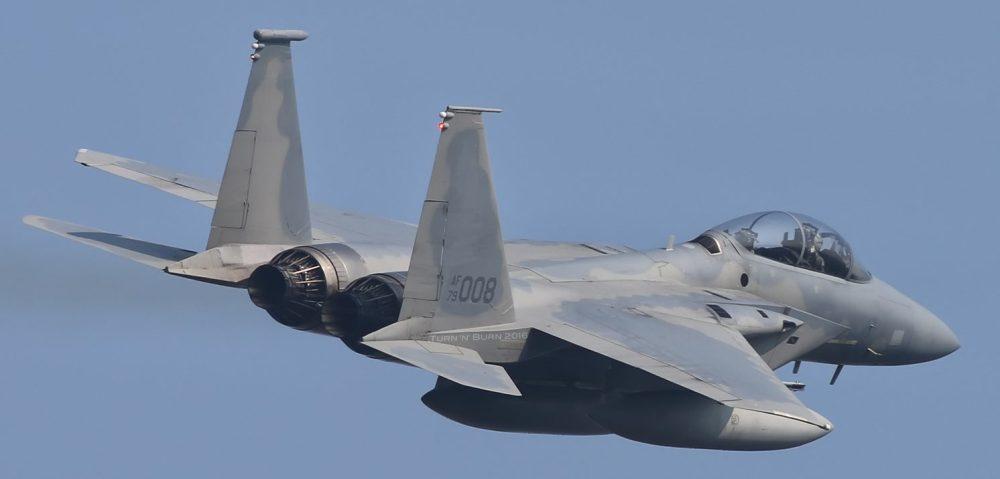 F-15D Eagle 79-0008
